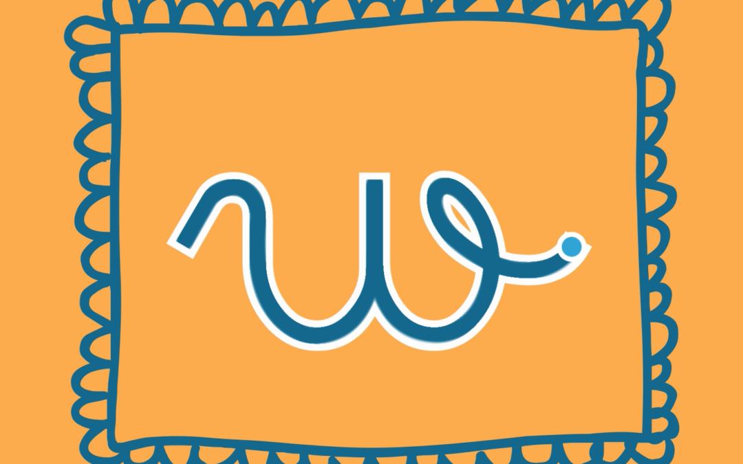 Escritura de consonantes: w