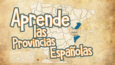 Organización territorial de España | Provincias Españolas